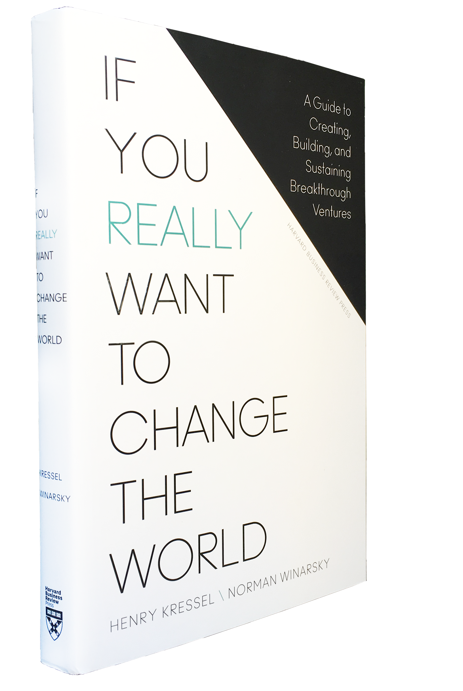 If You Really Want to Change the World book cover